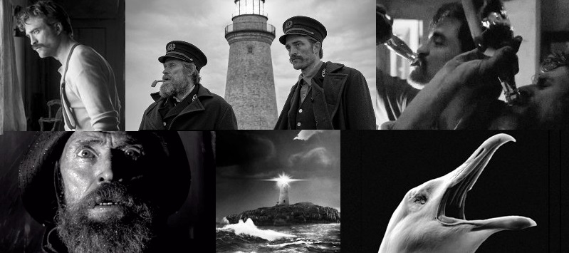 Dark Discussions Podcast – Episode 410 – The Lighthouse (2019)
