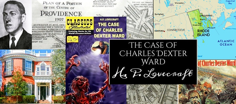 Dark Discussions Podcast – Episode 425 – The Case of Charles Dexter Ward
