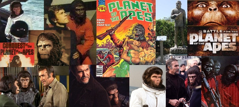 Episode 011 – The Planet of the Apes Retrospective Part 2