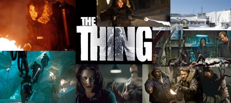 Episode 024 – Review – 2011's The Thing