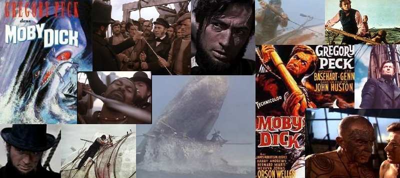 Episode 031 – John Huston Focus:  1956's Moby Dick