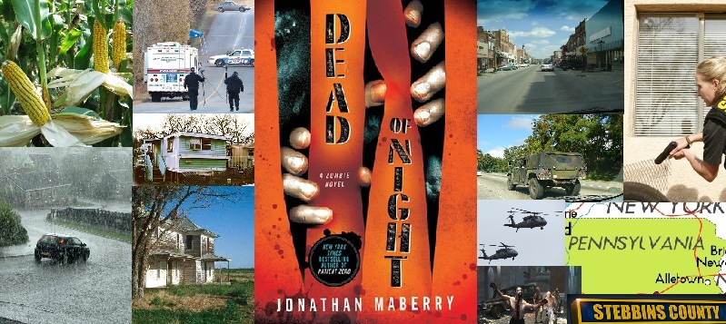 Episode 035 – Jonathan Maberry's Dead of Night