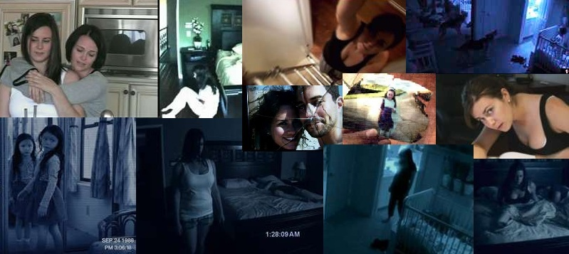 Episode 043 – Paranormal Activity Franchise