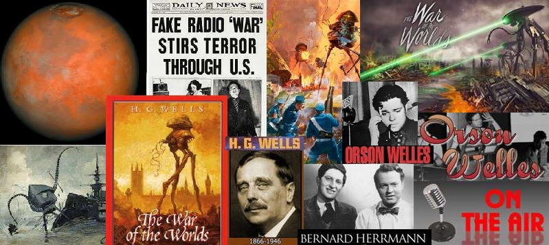 Episode 047 – H.G. Wells' The War of the Worlds Part 1