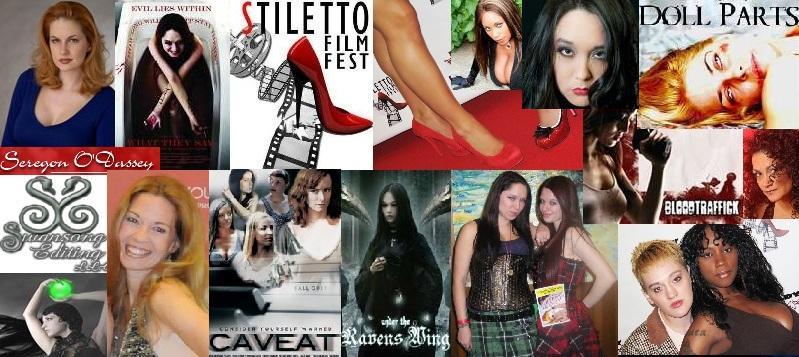 Episode 048 – 2012's Stiletto Film Fest (Women in Horror)