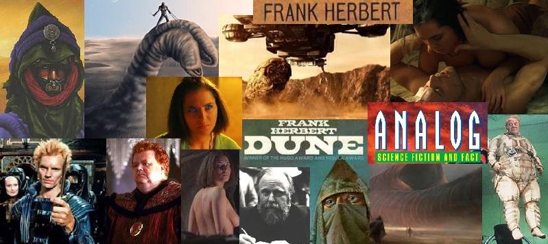 Episode 060 – Frank Herbert's Dune