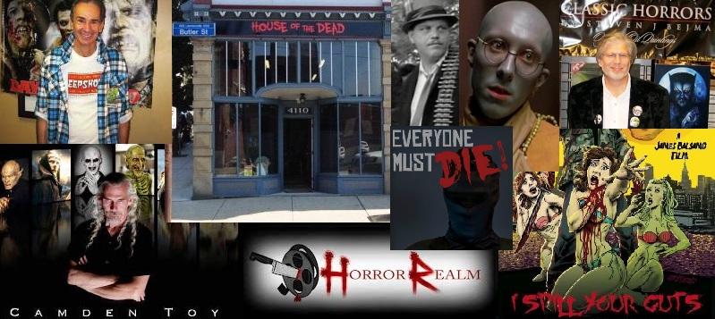Episode 089 – HorrorRealm 2012 Part 1
