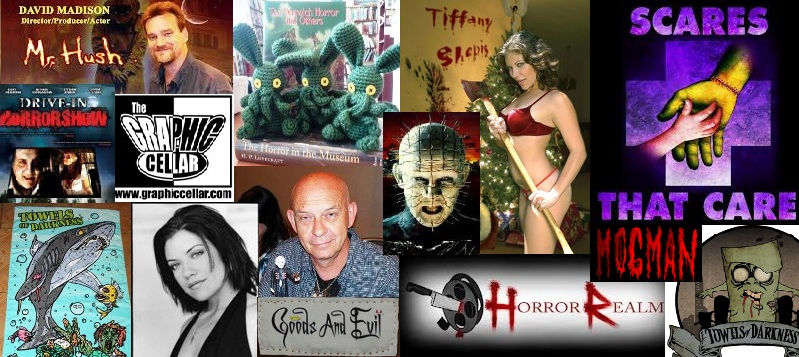 Episode 090 – HorrorRealm 2012 Part 2
