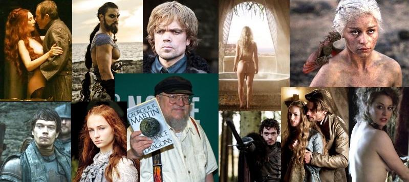 Dark Discussions Podcast – Episode 095 – Game of Thrones Volume 1