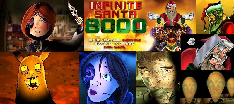 Episode 122 – Infinite Santa 8000 (2013)