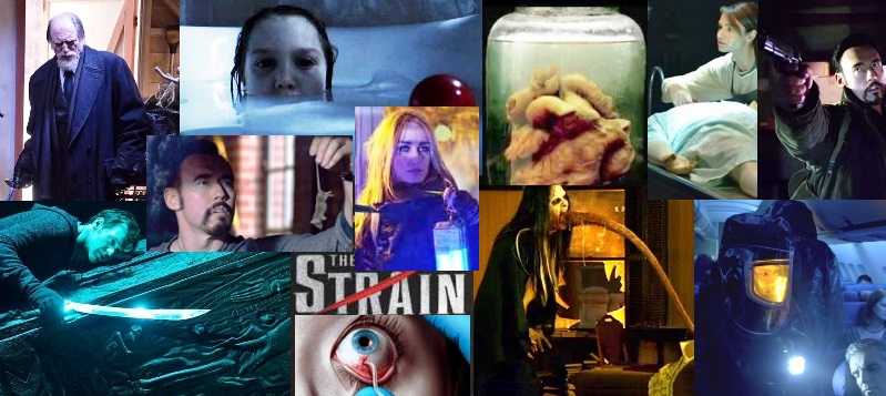 Episode 160 – Guillermo Del Toro's The Strain