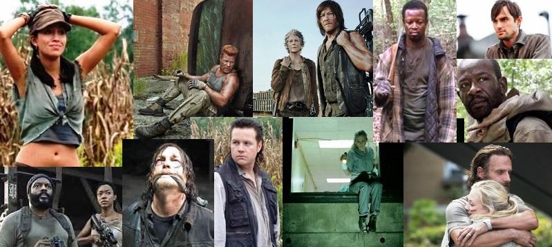 Episode 164 – The Walking Dead First Half Season 5 Recap