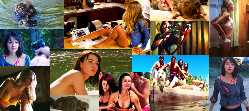 Dark Discussions Podcast – Episode 180 – Zombeavers (2015)