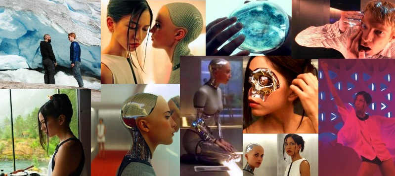 Dark Discussions Podcast – Episode 182 – Alex Garland Focus: 2015's Ex Machina