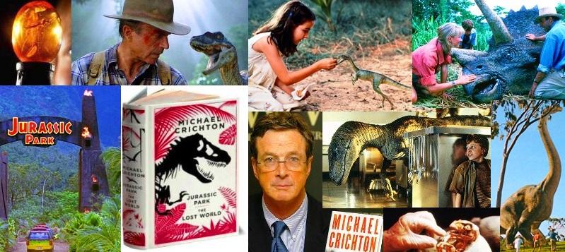 Dark Discussions Podcast – Episode 188 – Michael Crichton Focus: Jurassic Park Franchise