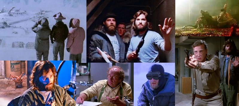 Dark Discussions Podcast – Episode 200 – John Carpenter's The Thing