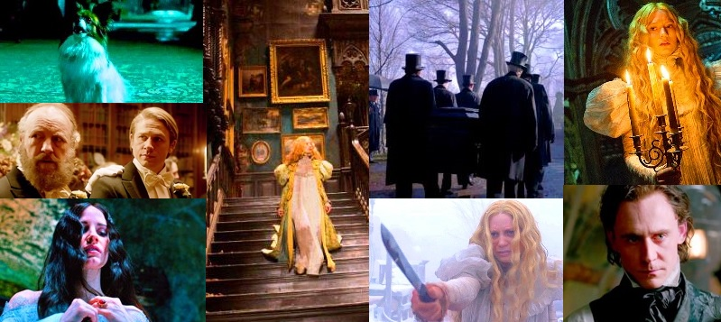 Episode 206 – Guillermo Del Toro Focus: 2015's Crimson Peak