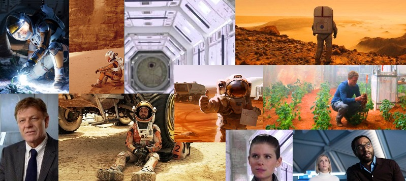 Dark Discussions Podcast – Episode 208 – Ridley Scott Focus: 2015's The Martian