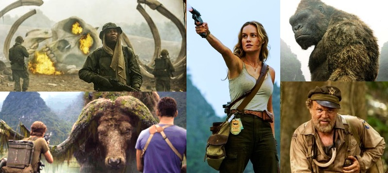 Dark Discussions Podcast – Episode 277 – Kong: Skull Island