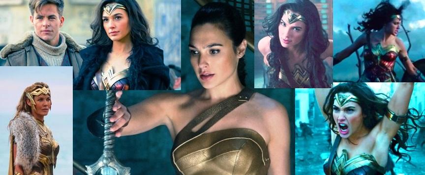 Dark Discussions Podcast – Episode 295 – Wonder Woman (2017)