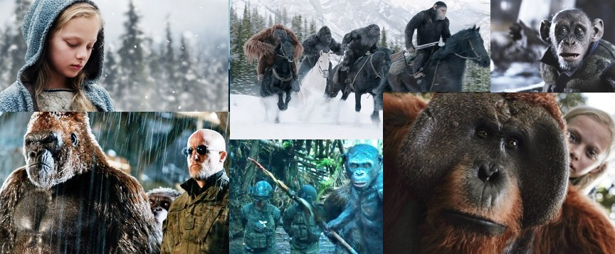 Dark Discussions Podcast – Episode 296 – War of the Planet of the Apes (2017)