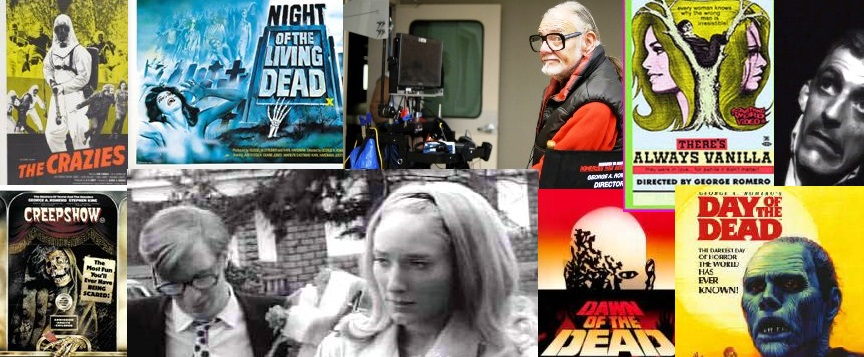 Dark Discussions Podcast – Episode 297 – George A. Romero Tribute
