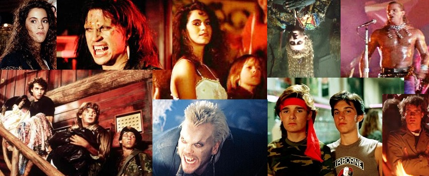Dark Discussions Podcast – Episode 299 – The Lost Boys (1987)