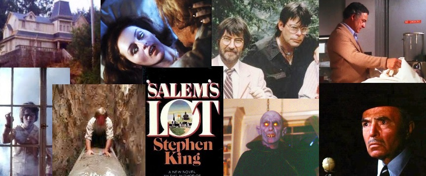 Dark Discussions Podcast – Episode 307 – Tobe Hooper's Salem's Lot (1979)