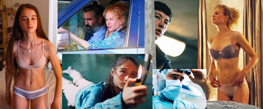 Dark Discussions Podcast – Episode 317 – The Killing of a Sacred Deer (2017)