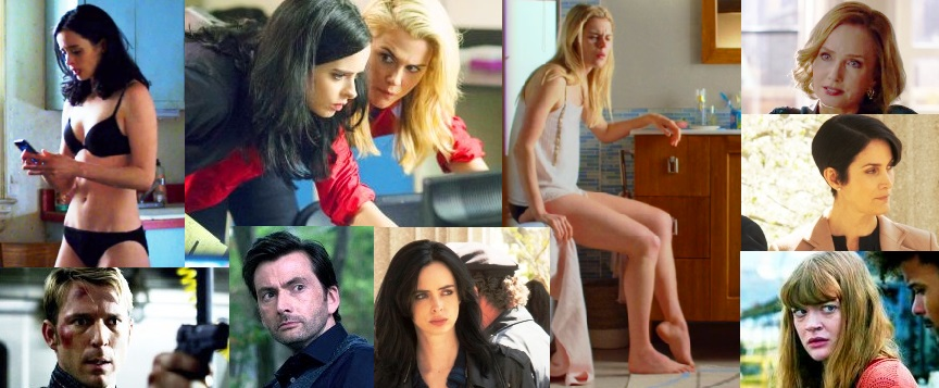 Dark Discussions Podcast – Episode 328 – Marvel's Jessica Jones