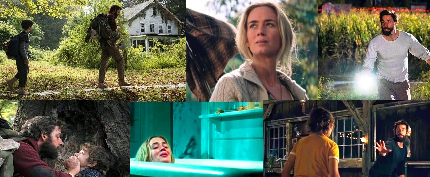 Dark Discussions Podcast – Episode 331 – A Quiet Place (2018)