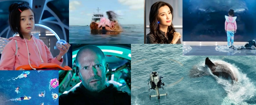 Dark Discussions Podcast – Episode 351 – The Meg (2018)