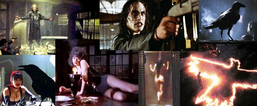 Dark Discussions Podcast – Episode 377 – The Crow (1994)