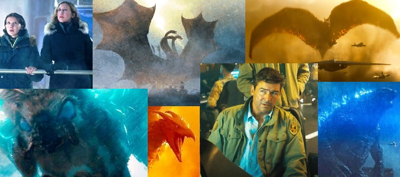 Dark Discussions Podcast – Episode 387 – Godzilla: King of the Monsters (2019)