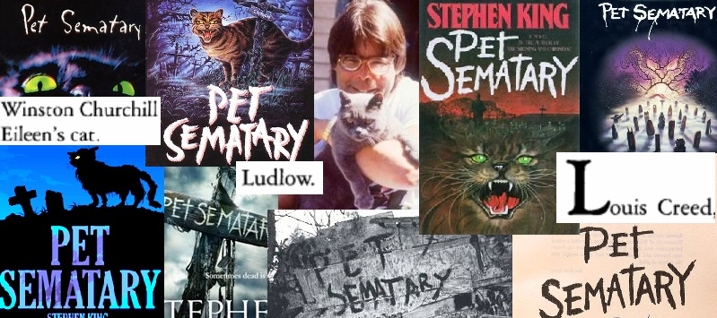 Dark Discussions Podcast – Episode 393 – Pet Sematary (The Book Episode)