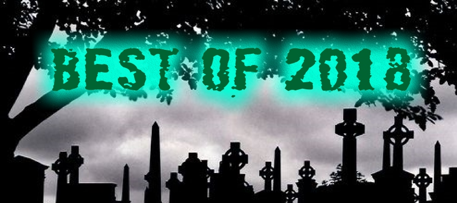 Anthony T's Horror Show – Episode 012 – Best of 2018 Part 2