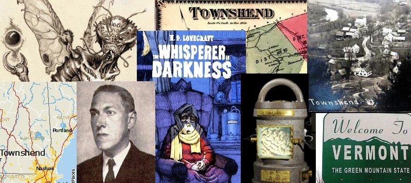 Dark Discussions Podcast – Episode 444 – The Whisperer in Darkness