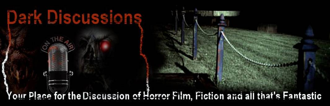 Anthony T's Horror Show – Episode 001 – Interview with Philip Perron