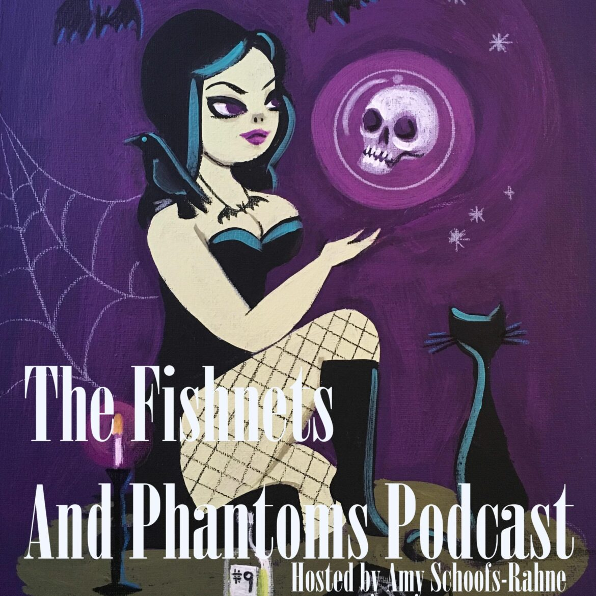 Fishnets & Phantoms – Episode 006 – Banana Splits and Big Scary Bug