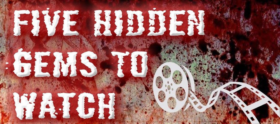 Anthony T's Horror Show – Episode 008 – Five Independent Horror Films to See