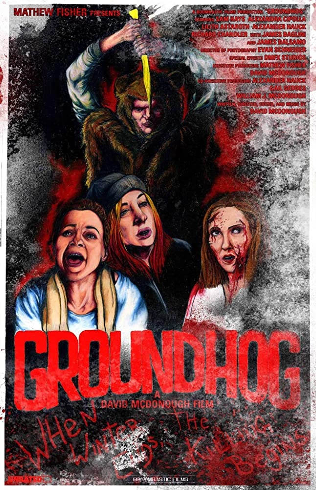 Anthony T's Horror Show – Episode 024 – Groundhog