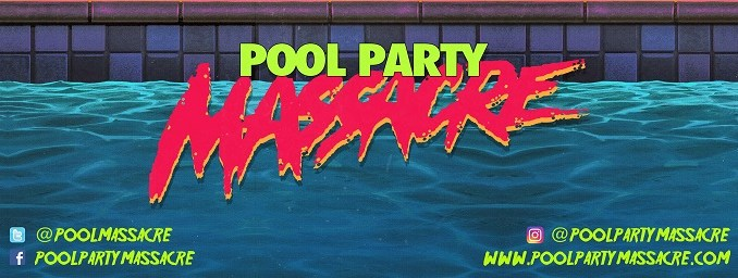 Anthony T's Horror Show – Episode 003 – Pool Party Massacre Interview