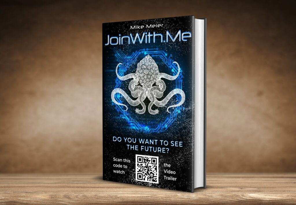 Multiple Accolades for the JoinWith.Me Screenplay and Trailer, the Dystopian Fiction Debut of Mike Meier