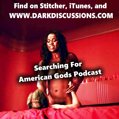 Searching For American Gods Podcast – Episode S02E07 – Treasure of the Sun