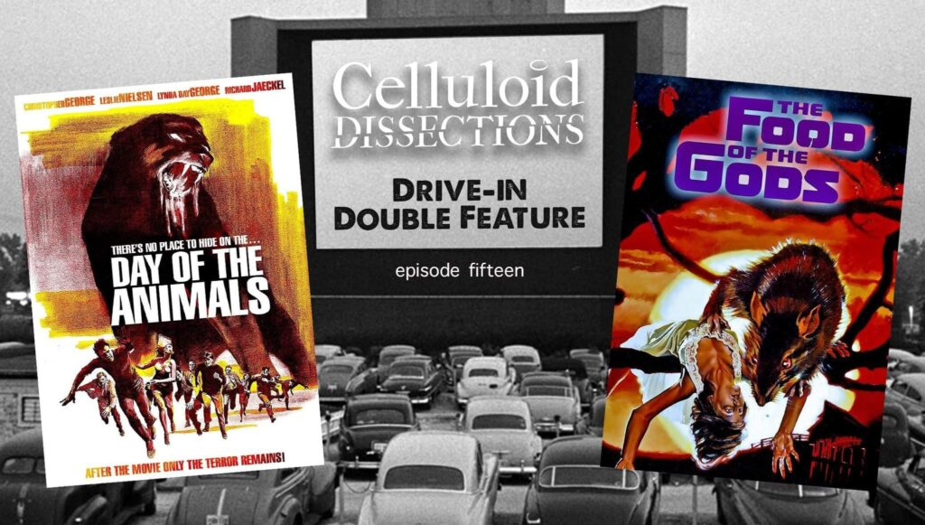 Episode 15:  Drive-In Double Feature Volume 2