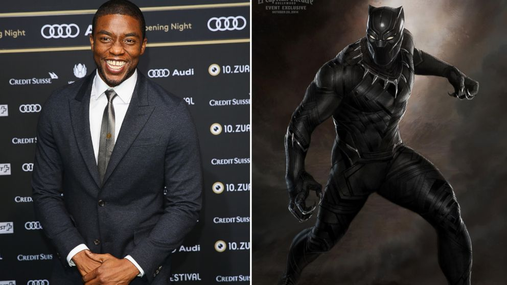 Chadwick Boseman, Star of Black Panther, Passes From Colon Cancer