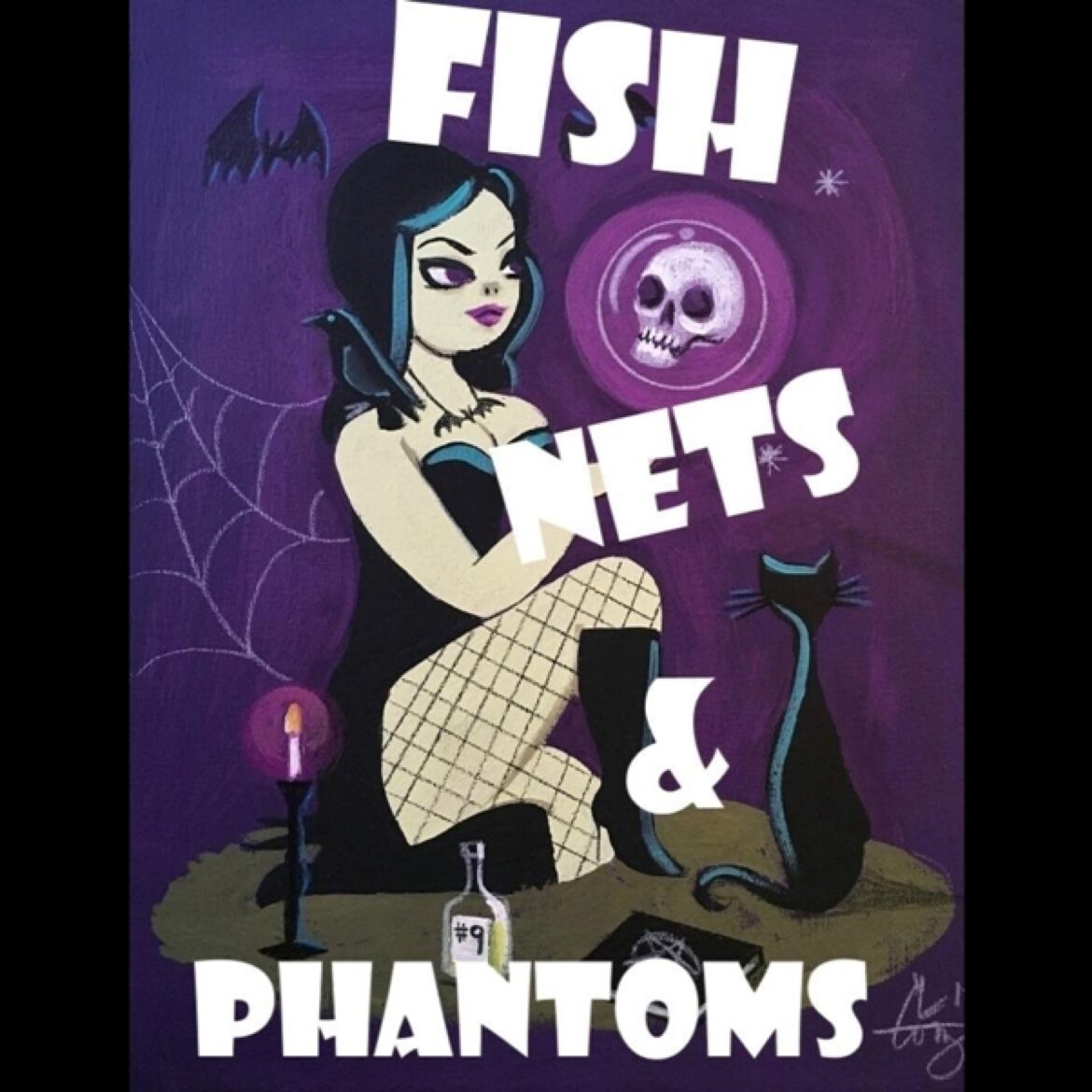 Fishnets & Phantoms – Episode 009 – News and Review of After Midnight (2020)
