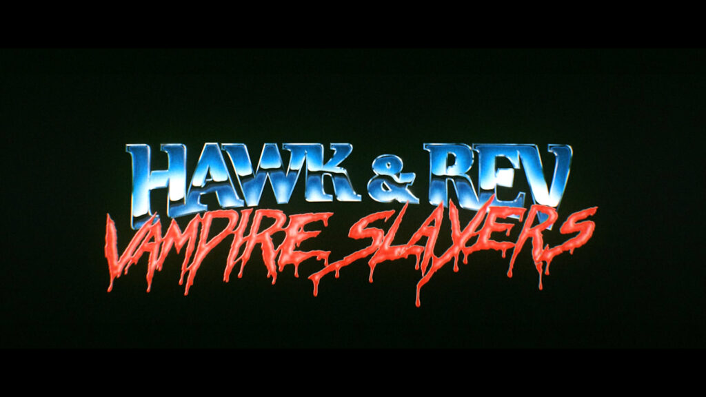 HAWK AND REV : VAMPIRE SLAYERS premieres at this year's DWF