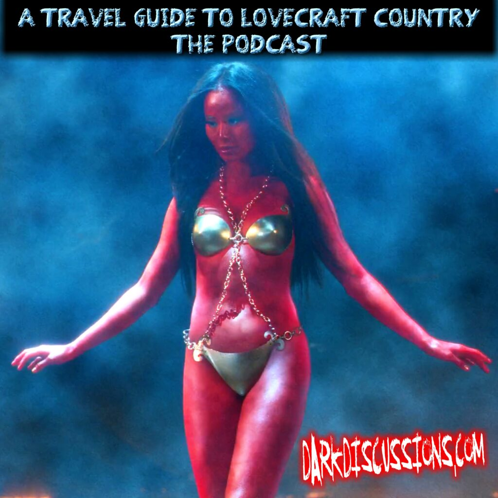 A Travel Guide To Lovecraft Country – The Podcast premiere