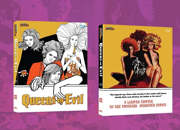 Details on Mondo Macabro's upcoming Queens of Evil